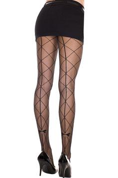 ML 7255 MUsic Legs STrumpfhose