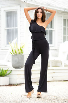 ES 1895 Mapale One Shoulder Jumpsuit