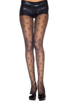 ML7174 MUsic Legs Strumpfhose