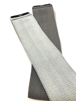 Grey/Black - Light & Medium - Booty Band Bundle