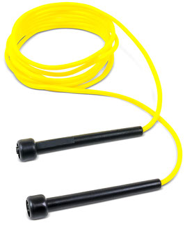 Yellow Jumping Rope