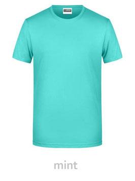 Man T-Shirt BIO 8008