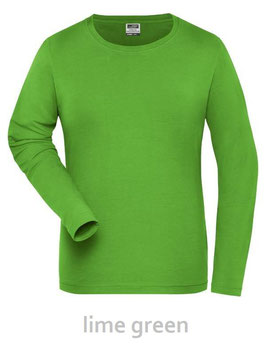 Lady Workwear T-Shirt BIO STRETCH