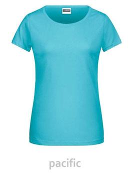 Lady T-Shirt BIO 8007