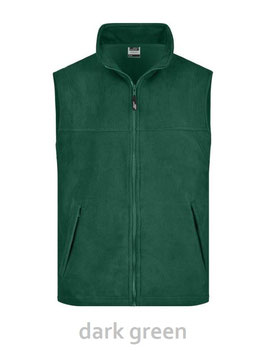 Fleece Gilet MEN