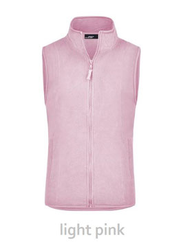 Fleece Gilet LADY