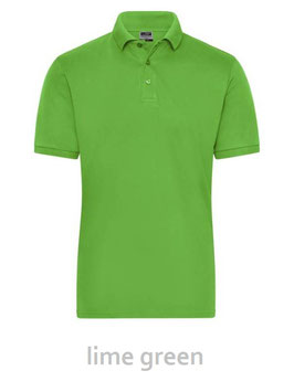 Man Workwear Polo BIO SOLID
