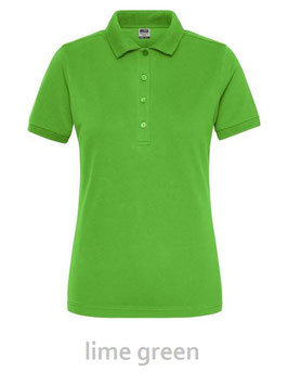 Lady Workwear Polo BIO SOLID