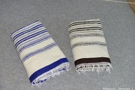 Couverture en laine couscous