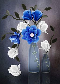 Bloemen in vaas - H18114