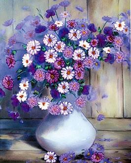 Bloemen in vaas - H18121