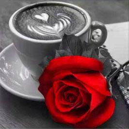 Roos en koffie - H18191