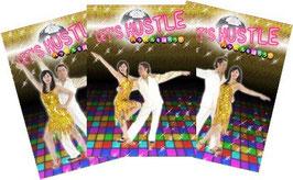 LET'S HUSTLE 〜ハッスルを踊ろう〜 ①②③ 3巻セット