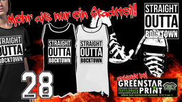 "BASKETBALL SHIRT"" Straight outta Bocktown"""