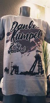 """Herren T-Shirt """" Danke Kumpel"""" Zeche Radbod"""
