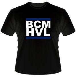 """T-Shirt """"BCM HVL"""""""