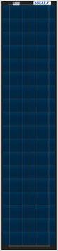 SOLARA Solar panel S300P36 (12V/75Wp/300Wh/d)