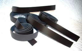4 Kalbslederriemen braun 1,5 - 3 cm breite