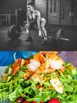 Personalized Nutrition & Training Plan