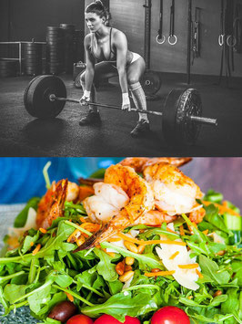 Individueller Ernährungs- und Trainingsplan