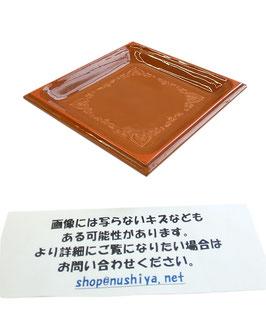 ミャンマー漆器 角皿