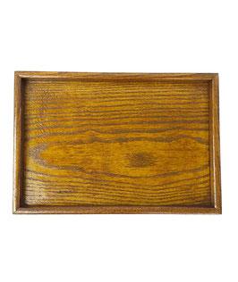木製長角盆