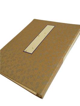 小型バインダー 過去帳(用紙25枚入り)