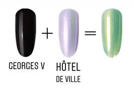 georges V + hôtel de ville
