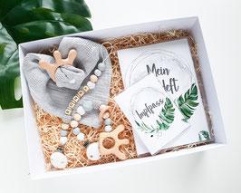 """Geschenkset Box - """"Greenery"""""""