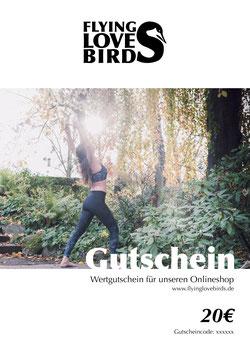 Gutschein Download