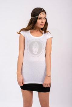Buddha Shirt - White