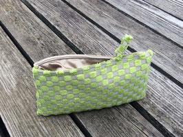 Bag in Bag - Gittermuster - hellgrün