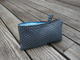 Bag in Bag - Bienenwabe Braun Blau