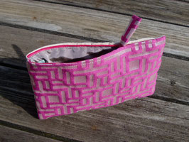 Bag in Bag - Geometrisch Fuchsia