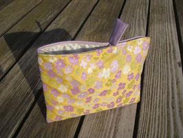Bag in Bag - Blumenweide gelb