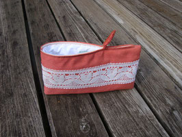 Bag in Bag - Bandeau Dentelle Rouge