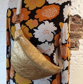 Hipbag Piñatex gold