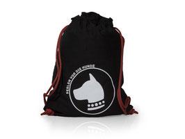 Rucksack mit großem Logo
