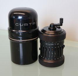 Curta II, Nr. 505500, Jahrgang 1955 - 1 Jahr Garantie