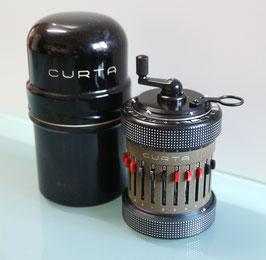 Curta II, Nr. 510589, Jahrgang 1958 - 1 Jahr Garantie