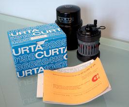 Curta II Komplett-Set Nr. 559133, Jahrgang 1970 - 1 Jahr Garantie
