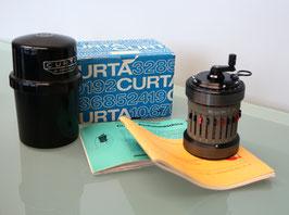 Curta II Komplett-Set Nr. 559463, Jahrgang 1970 - 1 Jahr Garantie