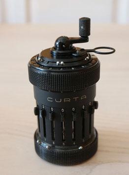 Curta I, Nr. 34118, Jahrgang 1956 - 1 Jahr Garantie