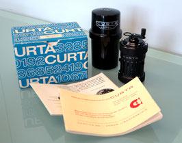 Curta I Komplett-Set Nr. 80254, Jahrgang 1970 - 1 Jahr Garantie
