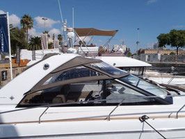 CABRIOLET CROISIERE OPEN LEADER 40