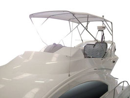 FLYER GT 49 BIMINI DE FLY AVEC ARCEAU COMPLET MILLESIME 2012