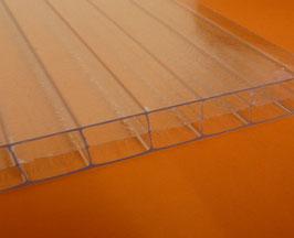 Klassik Plus Stegplatte 16mm 3-Steg - Kristallstruktur - aus Makrolon®  980 + 1200mm