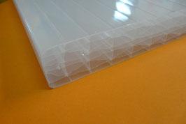 Stegplatte 32mm - Opal - Weiß - 980 + 1250mm