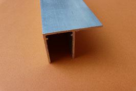 F - Profil für 16mm Platten