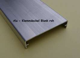 Alu - Klemmdeckel roh - Blank